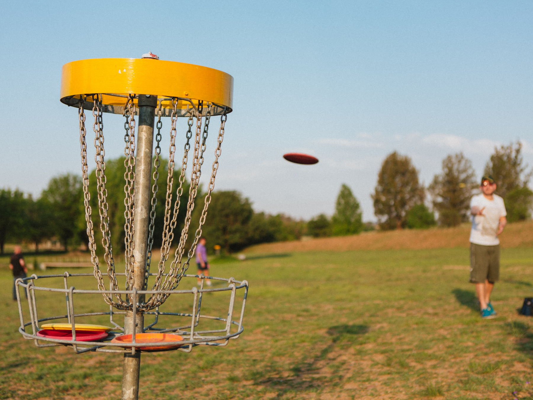 Centennial Campus Disc Golf Course